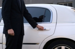 A photo of a Kitchener limo driver