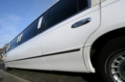 A photo of Kitchener stretch limo